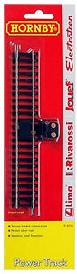 Hornby R8206 Power Track Sprung Loaded Nickel Silver rails
