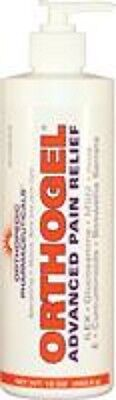 Orthogel Advanced Pain Relief, 32oz Pump Bottle Cold Therapy