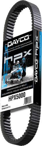 DAYCO HPX DRIVE BELT S/M HPX5022