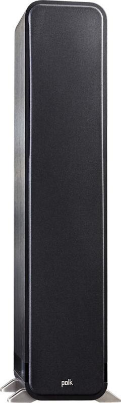 Polk Audio Signature Passive 2-Way Floor Speaker (Each) Stunning black washed walnut POLK SIGNATURE S55