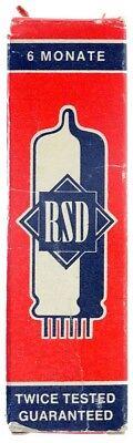 GEPRÜFT: PCL86 / 14gw8 Radioröhre, Hersteller RSD. ID16888