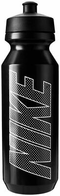 Nike Big Mouth Graphic Bottle - Sports Water Bottle -2.0 - Black - 32oz