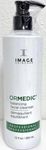 Image Skincare Ormedic Balancing Facial Cleanser 12 oz 355 ml PRO EXP 3/2023