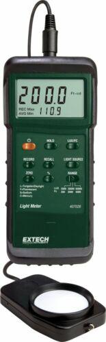 Extech Instruments 407026 Heavy Duty Light Meter - New