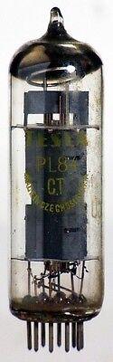 TUBE: Elektronenröhre (TV) PL84 Tesla  [1333]