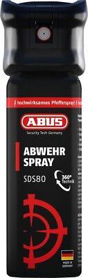 ABUS Abwehrspray / Pfefferspray SDS 80 Sprühdose