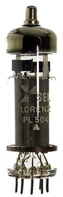 GEPRÜFT: PL504 Radioröhre, Hersteller Lorenz SEL. ID16894