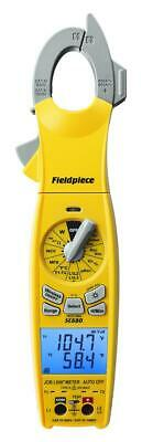 Fieldpiece Sc680 Wireless Swivel Mini Split Test Clamp Meter