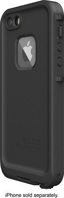 LifeProof - FrProtective Anyway a lest for Apple iPhone 5, 5s and SE - Black