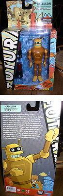 Futurama Calculon Robot Action Figurine Build a bot