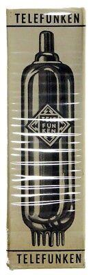 GEPRÜFT: PY83 Radioröhre, Hersteller Telefunken. ID16920