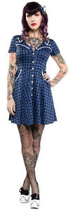 New Sourpuss - Western Anchor Dress
