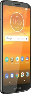 Motorola - Moto E5 Plus with 32GB Memory Cell Phone - Black (Sprint) 9/10