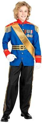 Prinz Philip Kostüm für Kinder NEU - Jungen Karneval Fasching Verkleidung Kostüm