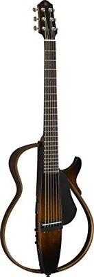 Yamaha SLG200S TBS Steel String Silent Guitar Tobacco Sunburst comprar usado  Enviando para Brazil