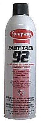 Hi-temp Spray Adhesive 13oz Can Headliner Foam Glue Heavy Duty Trim Fast Tack 92