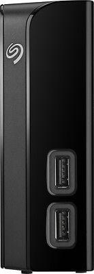 Backup Plus Hub STEL8000100 8 TB External Hard Drive