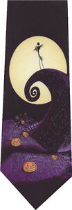 NIGHTMARE BEFORE CHRISTMAS NEW NOVELTY TIE