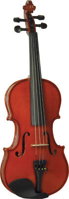 Valentino VVG-100, 1/4 (one quarter) size VIOLIN OUTFIT with case and bow.