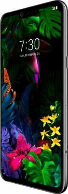 LG G8 ThinQ (Latest) LM-G820UM 128GB - Black AT&T GSM World Phone (Unlocked)