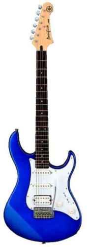 Yamaha Pacifica 012 Electric Guitar - Dark Blue Metallic
