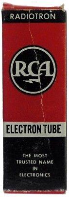 Elektronenröhre 6BC4, Hersteller RCA