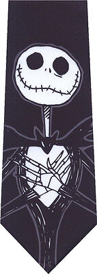 NIGHTMARE BEFORE CHRISTMAS TWO NEW NOVELTY (New Novelty Tie)