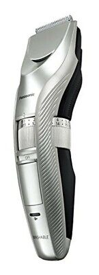 PANASONIC ER-GC72-S Men's Hair Cutter Waterproof Silver japan Import