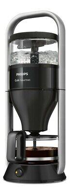 PHILIPS Filterkaffeemaschine HD 5408/60 Cafe Gourmet schwarz - NEU - OVP