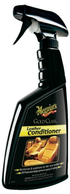 Meguiar´s Gold Class Leather Conditioner Lederpflege 473ml - Neuware