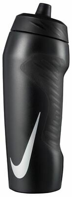 Nike Sports Bottle Hyperfuel Water Bottle 24oz - Black/Iridescent