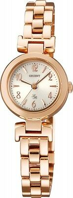 ORIENT Lady Rose STYLISH & ELEGANT Solar Japan Ladies Watch WL0011WD F/S - Orient Lady Rose