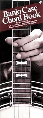 Banjo Case Chord Book - Compact Reference Library NEW 014024235