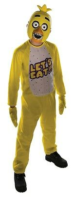 Five Nights at Freddy's Chica Child Costume, Yellow, Rubies](Chica Costume)