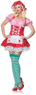 COUNTRY GIRL Sexy Adult Womens Costume Cute Halloween Outfit