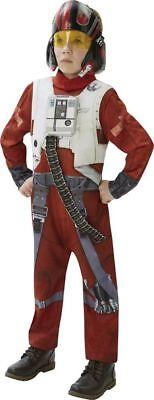Rub - Star Wars 7 Kinder Kostüm Poe X-Wing Fighter - Poe Star Wars Kostüm
