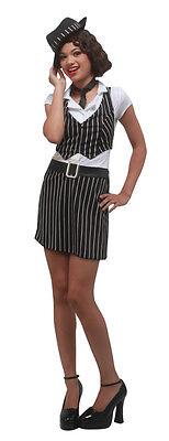 ia Girl Teen Costume (Teen Gangster Kostüm)