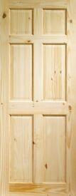 PINE BI-FOLD DOORS
