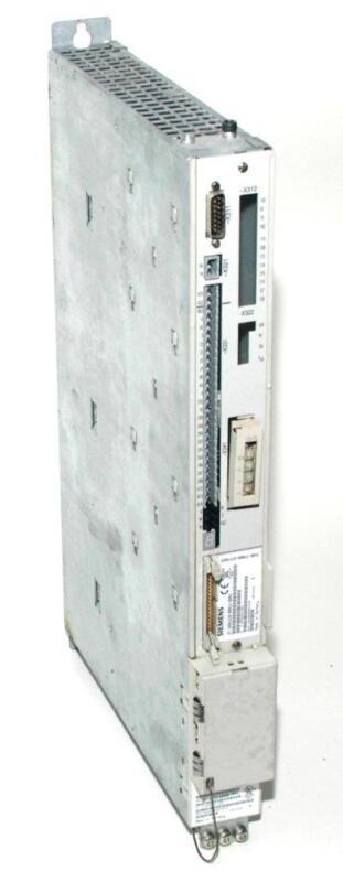 Siemens 6sn1118-0aa11-0aa1 Servo Drive [pz2]