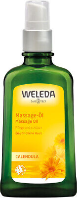 Bio Calendula Massage-Öl (1 x 100 ml)