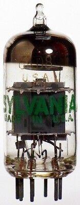 TUBE: Radioröhre 6KD8 Sylvania USA  [1235]