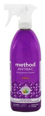Method - Antibac All-Purpose Cleaner Wildflower - 28 fl. oz.