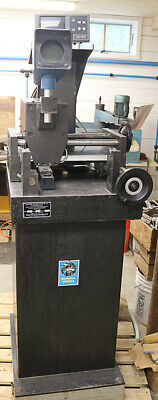 Weinig Ema-970 Optical Moulder Head Set Up Measuring Stand Free Usa Shipping