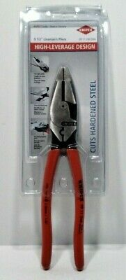 Knipex 09 11 240 Sba 9.5-inch Ultra-high Leverage Linemans Pliers Free Ship