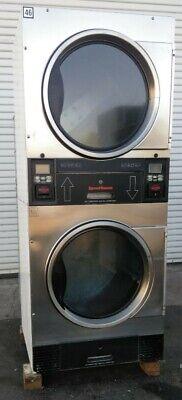 Speed Queen Stack Dryer Card Reader 30 Lbs 1ph 120v Sn R0006000039. Refurb.