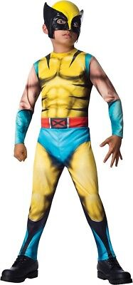 Boys Child WOLVERINE Marvel Universe Classic Collection - Wolverine Costume For Boys