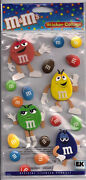 M&M Stickers