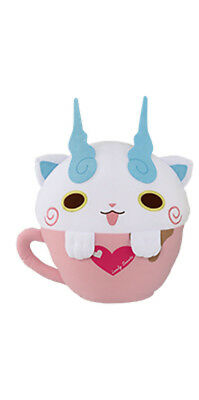 Banpresto Yo-kai Yokai Watch Lovely Sweets Cup Komasan Plush 30cm BANP38043 USA