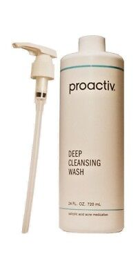 - Proactiv Deep Cleansing Wash 24 oz Proactive Face Body Cleanser -  BOGO 25% OFF