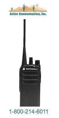 New Motorola Cp100d Non-display - Vhf 136-174 Mhz 5 Watt 16 Ch Handheld Radio